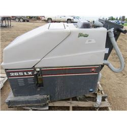 ADVANCE INDUSTRIAL AUTOSCRUBBER (AS IS) *24 VOLT*