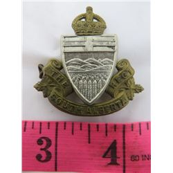 "BADGE (SOUTH ALBERTA) ""THE PEGT"""