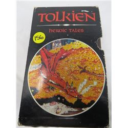 J.R.R. TOLKIEN SERIES (THE FELLOWSHIP OF THE RING, THE TWO TOWERS, THE RETURN OF THE KING, THE HOBBI