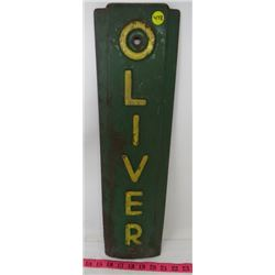OLIVER NAME PLATE