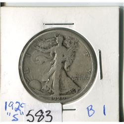 FIFTY CENT COIN (USA) * 1929S*