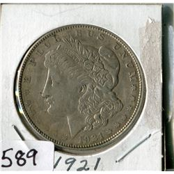MORGAN DOLLAR (1921)