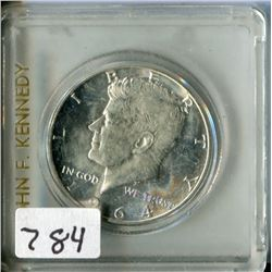 USA KENNEDY HALF DOLLAR (1964)
