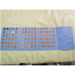 1943-1974 USA LINCOLN HEAD CENT COLLECTION