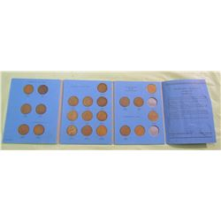 1930-1966 GREAT BRITAIN PENNIES