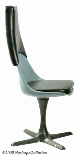 ... Image 2 : Star Trek Bridge Chair. One Of The Most Influenti ...