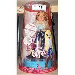 BRATZ TALKING BRATZ CLOE DOLL N.O.S.