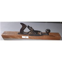 ANTIQUE WOOD BLOCK PLANE