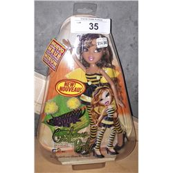 BRATZ YASMIN COSTUME PARTY FIGURE, UNOPENED PACKAGE
