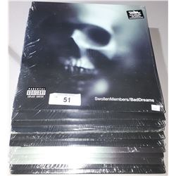 11 SEALED SWOLLEN MEMBERS RECORDS