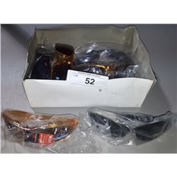 7 PAIRS OF RYDERS SUNGLASSES