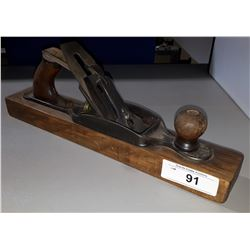 ANTIQUE BAILEY WOOD HAND PLANE
