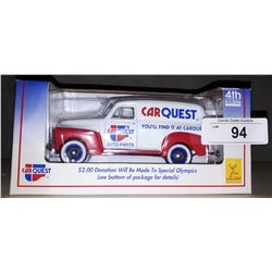 1952 CHEVY PANEL DELIVERY DIE CAST