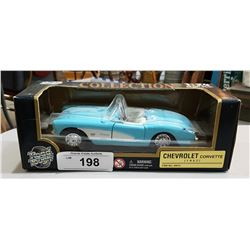 1957 CHEVROLET CORVETTE DIE CAST