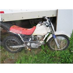 MOTORCYCLE (HONDA) *SEIZED* (1994) *80CC*