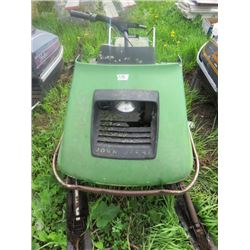 SNOWMOBILE (JOHN DEERE) *NOT RUNNING* (3814200)