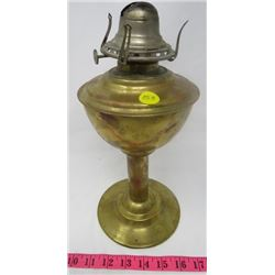 BRASS OIL LAMP