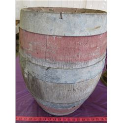 BEER KEG (OAK)