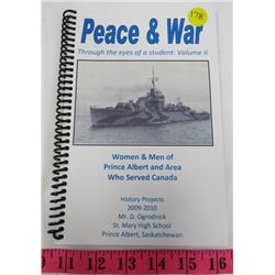BOOK (PEACE AND WAR VOL. 2)