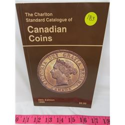 CATALOGUE OF CANADIAN COIN (CHARLTON) *1995*