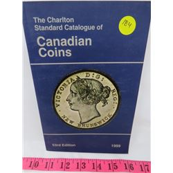 CATALOGUE OF CANADIAN COIN (CHARLTON) *1999*