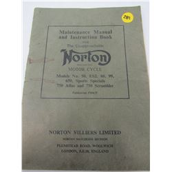 NORTON MANUAL