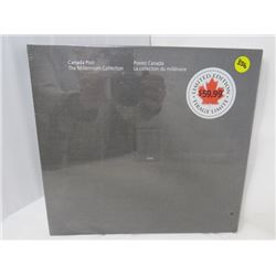 SEALED STAMP COLLECTION (CANADA POST MILLENIUM COLLECTION) *2000*