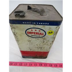 IMPERIAL 3 STAR OIL TIN
