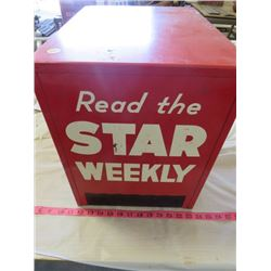NEWS STAND (STAR WEEKLY) *SASKATOON*