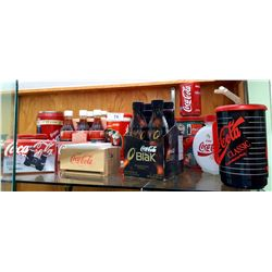 13 COCA COLA COLLECTIBLES