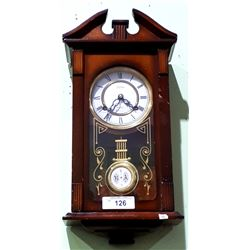 DELTA 31 DAY WIND UP CLOCK
