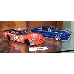 MUSTANG & HOME DEPOT NO. 20 DIE CAST CAR