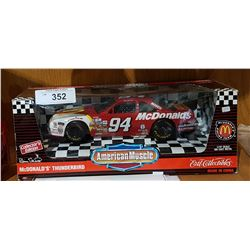 NO.94 BILL ELLIOTT THUNDERBIRD DIE CAST