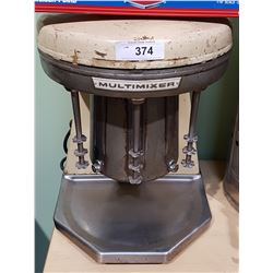 VINTAGE MULTIMIXER MILKSHAKE MACHINE