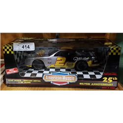 RUSTY WALLACE 25TH ANNIVERSARY EDITION DIE CAST CAR