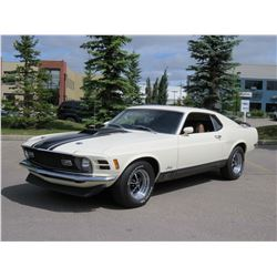 1970 FORD MUSTANG MACH I FASTBACK