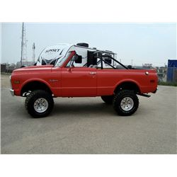 12:30PM SATURDAY 1971 CHEVROLET K5 BLAZER 4X4