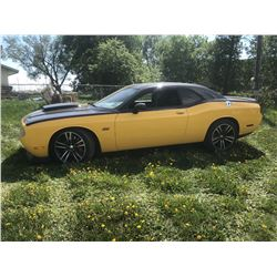 1:00PM SATURDAY FEATURE 2012 DODGE CHALLENGER SUPERCHARGED CUSTOM SRT8