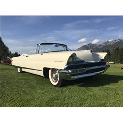 3:00PM SATURDAY FEATURE 1956 FORD LINCOLN PREMIER CONVERTIBLE