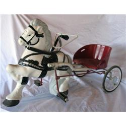 1940s Mabo Pedal Horse-restored