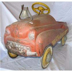 1955 Murray Dip Side Fire Chief-orginial