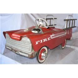 1962 Murray Fire Truck-orginial
