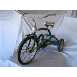 1950s Chain Drive Tricycle-orginial