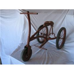 Vintage Tricycle, date unknown