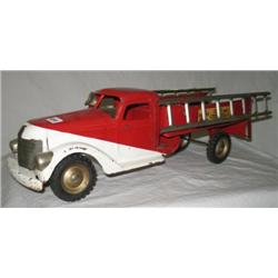 1949 Buddy LFire and Chemical Truck-orginial