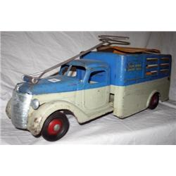 1945 Buddy L Deluxe Delivery Truck-orginial