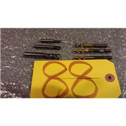 Assorted Solid Carbide End Mill (all verified)