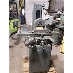 SixTwelve Surface Grinder with Magnetic Chuck Walter