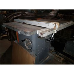 RockWell Bench Saw Model: 34 450