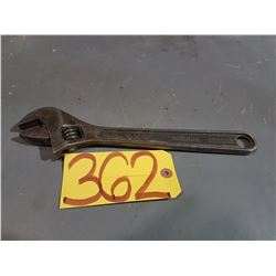 "Gedore No.91 Adjustable Wrench 3/4"" x 12"""